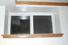 Basement Window Well Art by Basement Window Replacement Services B Dry Louisville Systems
