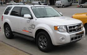 ford escape information and photos momentcar