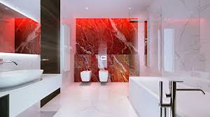 Red And White Bathroom Ideas by Beautiful Bathroom Designs Arrange With Unique And Trendy Decor Ideas