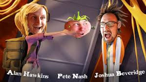 speaking animation podcast cloudy chance meatballs
