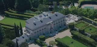 beverly hillbillies u0027 mansion listed at 350m most expensive in us