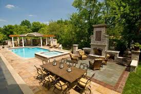 Backyard Pool Landscaping Ideas by Small Rectangular Backyard Landscaping Ideas Backyard Fence Ideas