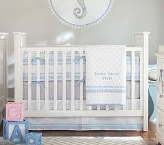 Blue Crib Bedding Set Blue Nursery Bedding Thenurseries