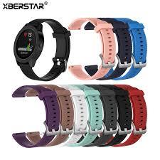 bracelet strap images Replacement watch strap for garmin vivoactive 3 for garmin jpg