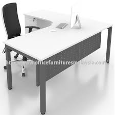 Office Table L Modern L Shape Executive Desk Office Table Malaysia Price