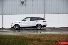 range rover rims 2017 2014 range rover sport gets vossen wheels autoevolution