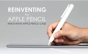 apple pencil case ztylus pencil case only for ipad pro 12 9in 9 7in apple pencil white