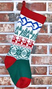 scandinavian christmas stockings artofdomaining com