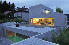 level house multi level house design in ljubljana slovenia puzzles with its