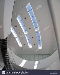 tag farnborough airport atrium glazing and second floor balcony