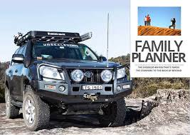 Tjm Awning Family Planner Unsealed 4x4