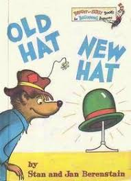berenstain bears books the berenstain bears hat new hat bright and early board books