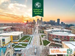 Cleveland State Map by Graduate Admissions Cleveland State University