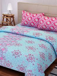 bedsheets buy single u0026 double bedsheets online myntra
