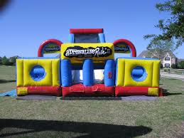 obstacle courses for rent denton kids party obstacle bounce house