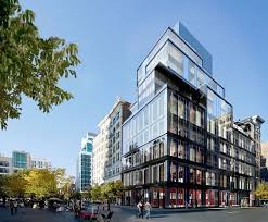 Luxury Apartment Building And  Union Square Luxury Apartments - Apartment building design