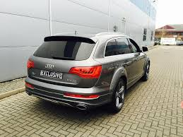 used 2012 audi q7 6 0 tdi v12 tiptronic quattro 5dr for sale in