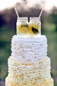 wedding cake jars 50 creative ways to use jars on your big day happywedd