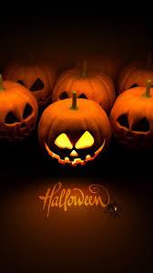 pumpkin screensaver halloween mobile wallpaper