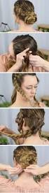 dressy hairstyles for medium length hair best 20 braided homecoming hairstyles ideas on pinterest