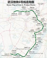 Expo Line Map Line 6 Wuhan Metro Wikipedia