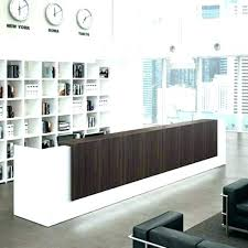 Reception Desks Modern Reception Desk Ideas Hermelin Me