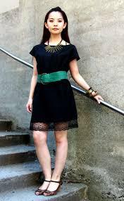 black necklace dress images Statement necklace indiverve retail company inc jpg