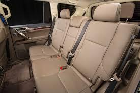 lexus rc backseat 2016 lexus gx460 quick take review automobile magazine