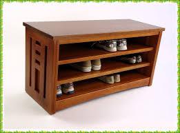 Shoe Shelf Bench by Shoe Rack Bench Home Decorations Ideas