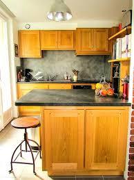 vernis plan de travail cuisine vernis plan de travail cuisine cuisine chene massif vernis naturel