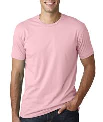 light pink t shirt mens next level 3600 men s crewneck premium fitted short sleeve crew