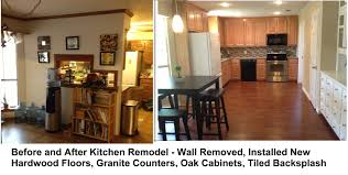 Remodeled Kitchens Before And After Index Of Wp Content Uploads 2013 06