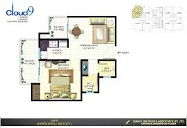 600 square foot in law apartment floor plan sq ft house plans