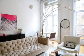 Decorating Ideas Nyc Apartment Bedroom And Living Room Image - New york apartments interior design