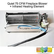 amazon com bbq factory replacement fireplace fan blower heating