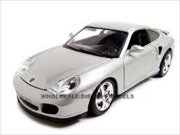 porsche 911 turbo silver porsche 911 turbo silver 1 18 diecast model car by bburago 12030