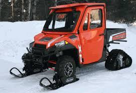 polaris ranger polaris ranger snocobra ski system sidebysidestuff com