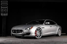maserati metallic gray metallic maserati quattroporte s q4 shows off custom gloss
