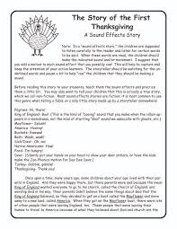 thanksgiving printable history story for for thanksgiving