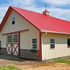 Pole Barn Roofing Services Evans Home Improvement