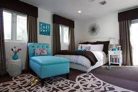 20 idées de décoration de chambre bleu turquoise
