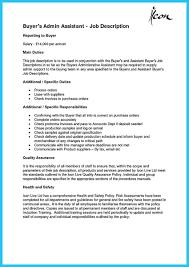 Sample Resume Purchasing Manager Junior Buyer Resume Sample Resume For Your Job Application