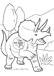 cartoon dinosaur for kids free coloring pages on art coloring pages