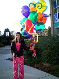 balloon delivery san diego birthday gift for delivery san diego ca edible fruit baskets o