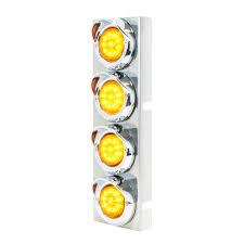 peterbilt air cleaner lights 13 air cleaner light kits jack s chrome shop