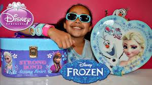 disney frozen surprise toy box frozen makeup box elsa singing
