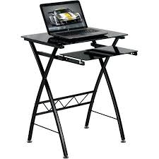 lake point collection l desk tempered glass desk new black lake point l desk tempered glass desk