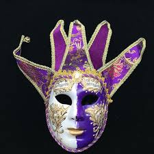 unique masks fashion costume venice mask for women powerful mask