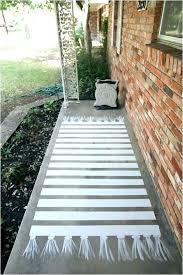 Decorative Floor Painting Ideas Concrete Porch Paint Painting A Patio Attractive Floor For 13