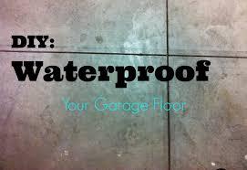 alamo garage doors diy waterproof your garage floor alamo door u0026 gate